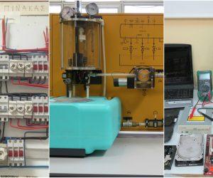 Τομέας Ηλεκτρολογίας, Ηλεκτρονικής και Αυτοματισμού